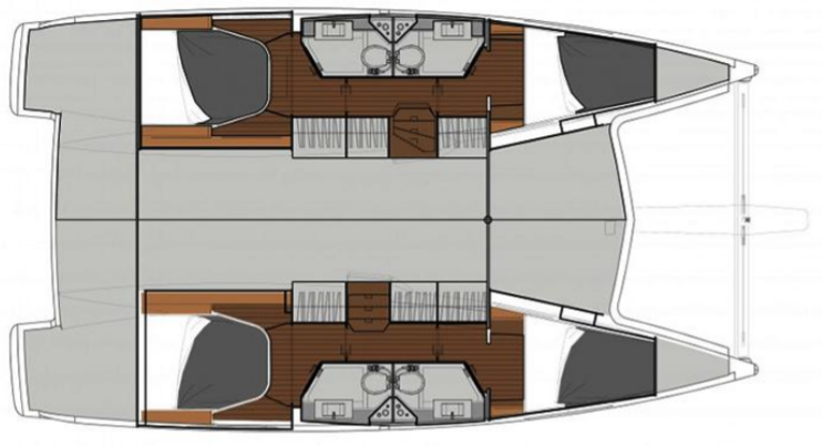 Lucia 40 Layout