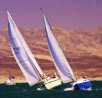 Sail Lake Mead